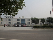 pcb fab factory building
