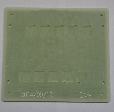 FR4 glass fiber FPC resolder fixture
