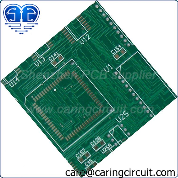 12layers (12L) PCB Board prototype quick turn from China