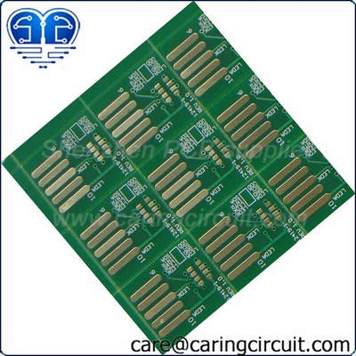 Hard gold circuitboards