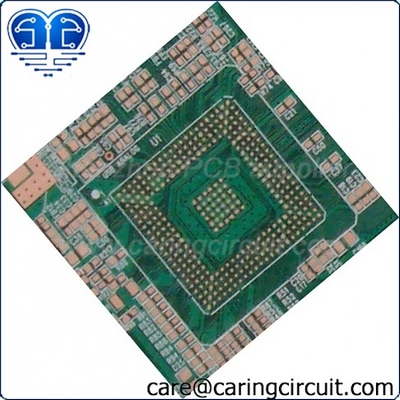 OSP electronics board