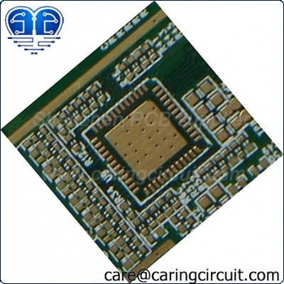 Gold PCB proto|Gold circuit board fabrication in China