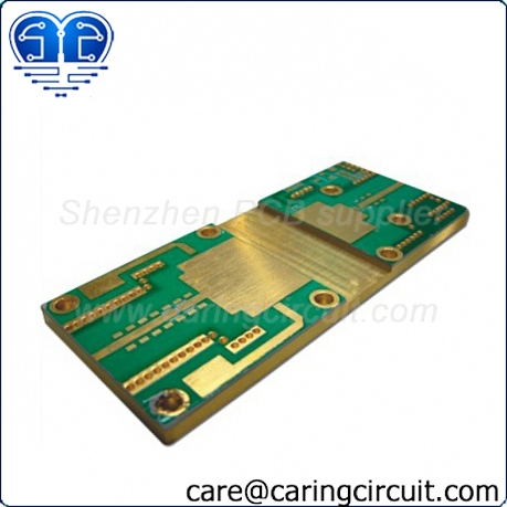 Rogers Ro4003C PCB prototype from China