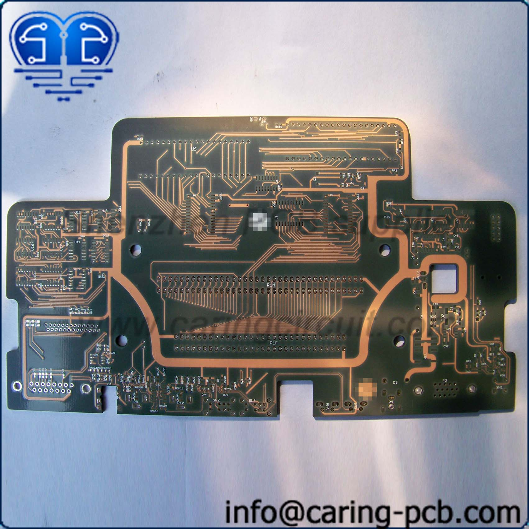 Black Core Fr4 Circuit Board Pcb Manufacturer Caring Custom Printed 4 Layer 1oz Copper From